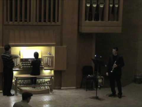 Albinoni Trumpet Concerto in D minor op. 9 no. 2, I. Allegro moderato