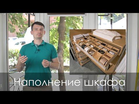 Наполнение шкафа (шкафы купе дизайн)