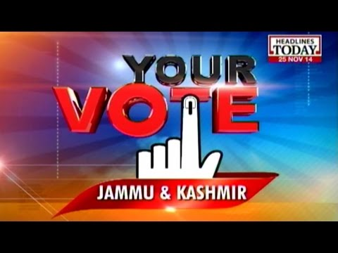Voting begins for phase one in Jammu and Kashmir elections today