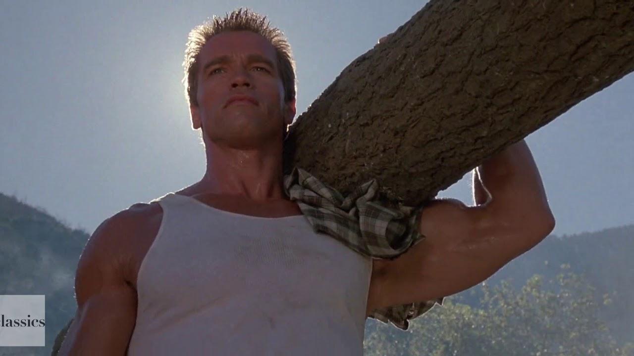 Download Arnold Schwarzenegger Commando 1985 Intro Scene