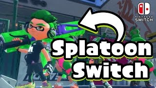 Splatoon on Nintendo Switch - What I Want!