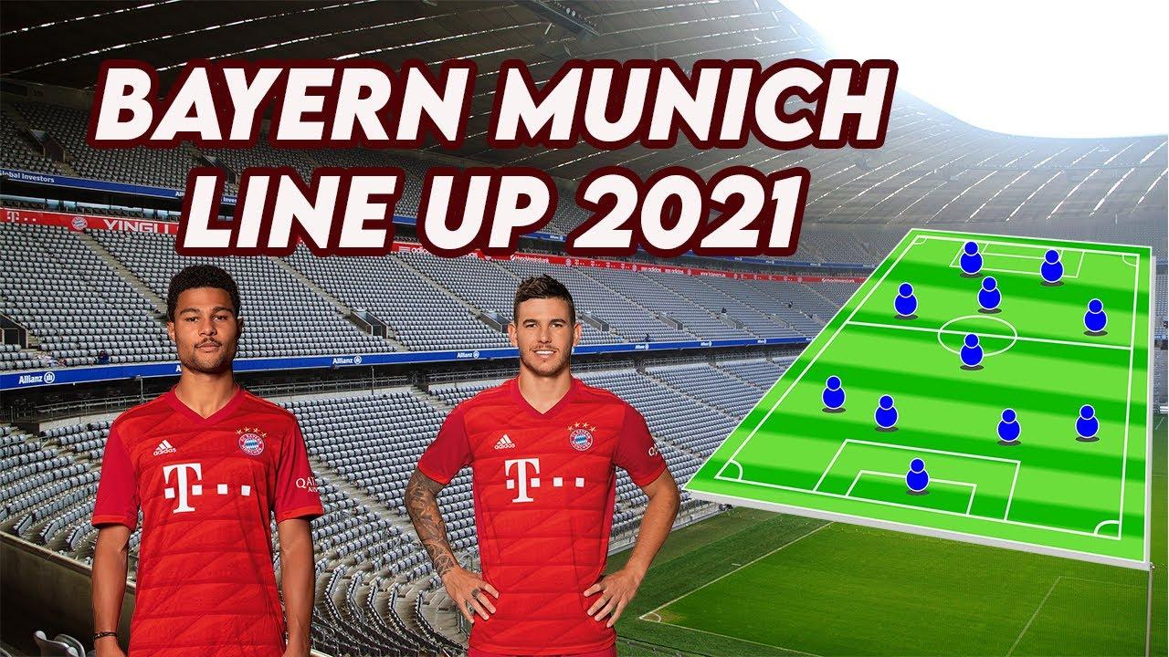 Transfer Bayern 2021