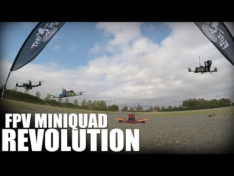 FPV Quadcopter Revolution | Flite Test