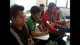 ESP (interview the students of STIE Lubuklinggau)