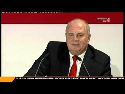 Jahreshauptversammlung FC Bayern 2012 : Rekordzahlen, Nachtclub-Anekdoten und Freibier