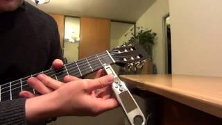 Palce bolą gdy gitara jest twarda.