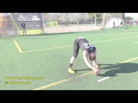 Rubio Long Snapping, Mitch Hall, VEGAS XXIX