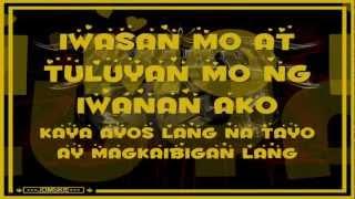 Repeat youtube video BAKA ANONG iSiPIN MO - CURSE ONE, MCNASZTY, &  APHRYL ( LYRiCS )