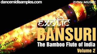 Indian Flute Samples: Exotic Bansuri Vol 3