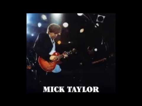 Mick Taylor - Time Waits For No One - Palomino, 1986 Nov. 15, 2nd show
