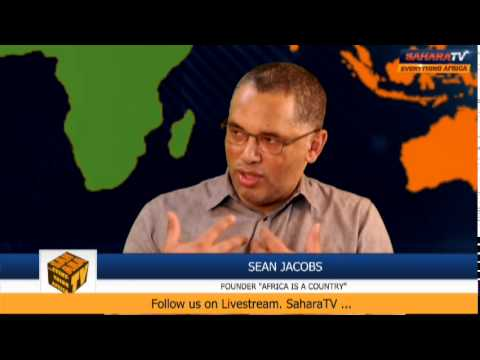 """Rainbow Nation Is A Marketing Slogan Rather Than Reality In South Africa""- Sean Jacobs"