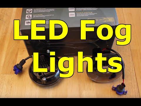 [HOW TO] Install LED Fog Lights on a 2014-2015 GMC Sierra (DIY)