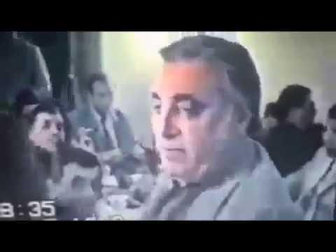 Серж Саргсян, Дед Хасан и Вор Чако Редкое видео с пиршества 1993 года