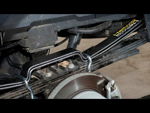 Hellwig Pro Series Helper Springs Installation Youtube