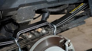 Hellwig Pro Series Helper Springs Installation