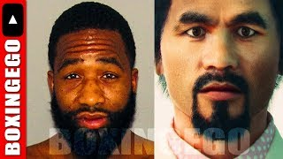 Video ADRIEN BRONER WARNS MANNY PACQUAIAO BOXING LEGEND TO COME GET THE SMOKE!!! AINT BUBOY! download MP3, 3GP, MP4, WEBM, AVI, FLV Oktober 2018