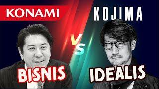 Bisnis vs Idealisme: Mana harus Menang? (case: Konami vs Hideo Kojima)