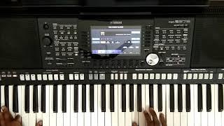 Karthave Kaniyaname  litany Keyboard Tutorial | Litany Malayalam | Lutheenia Keyboard Tutorial