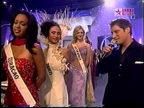 MISS WORLD 2002 Top 20 Announcement