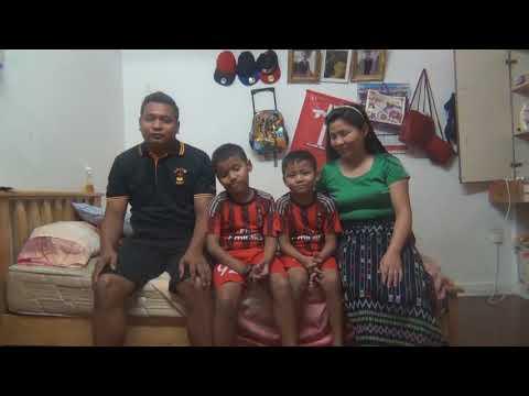 Malaysia Ngalang Family