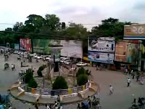 View of Bogra Town, Bangladesh