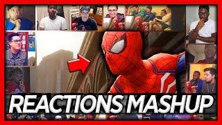 Spiderman PS4 E3 2016 Official Trailer Reaction