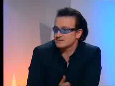 Interview with Bono and Jeffrey Sachs - Agenda 1999-2004 -