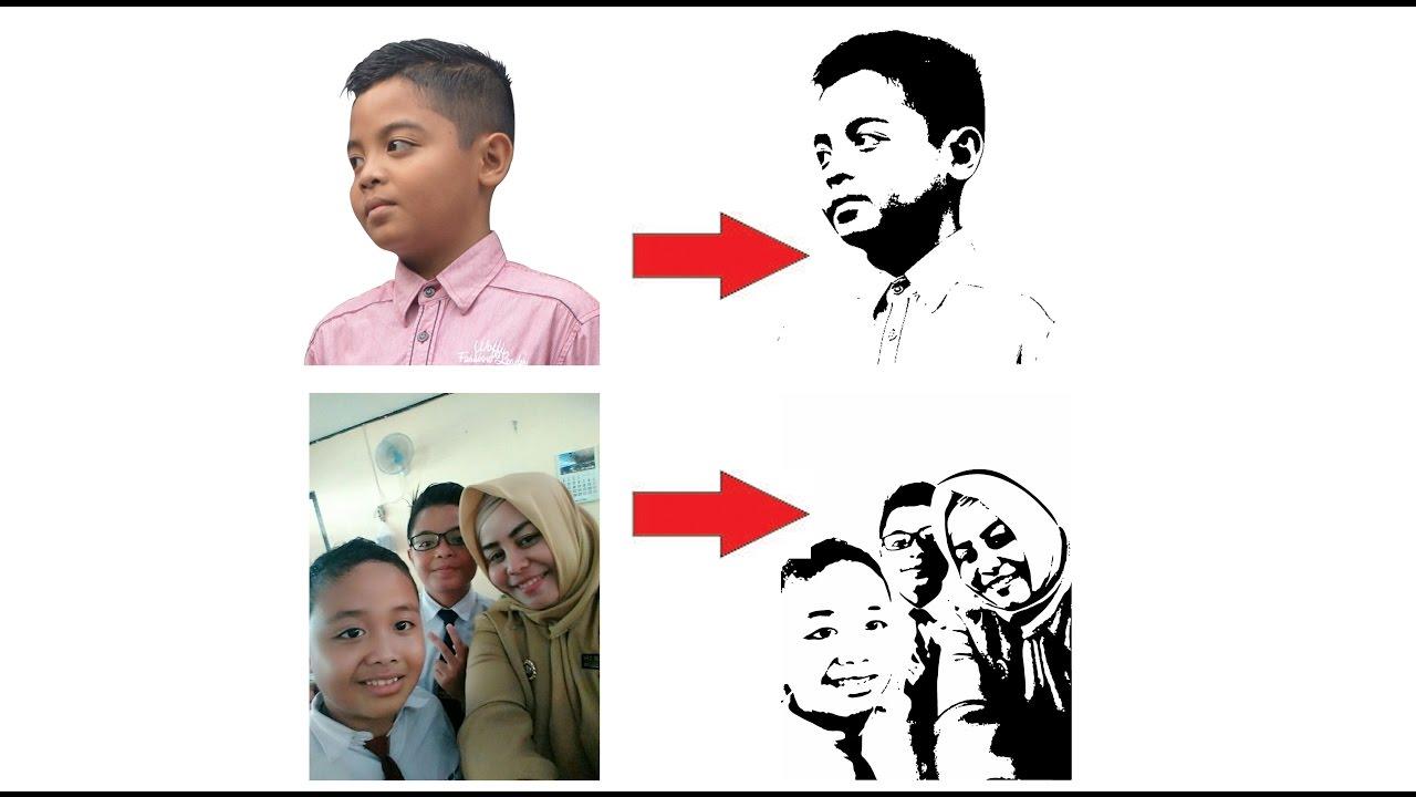 Download Cara Mudah Membuat Siluet Wajah di Photoshop