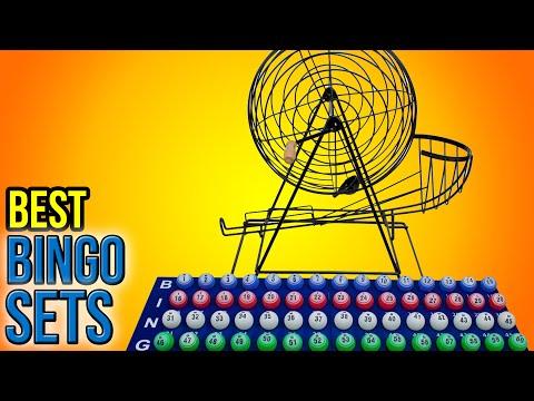 7 Best Bingo Sets 2016