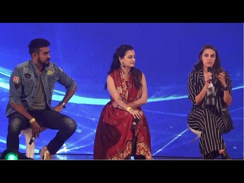 Neha Dhupia Talk's About Indian Music  At India Film Project