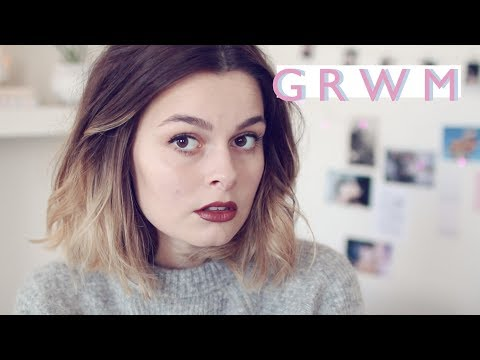 Chatty GRWM | Periods, Hormones, When The Pill Doesn't Work | Lucy Moon
