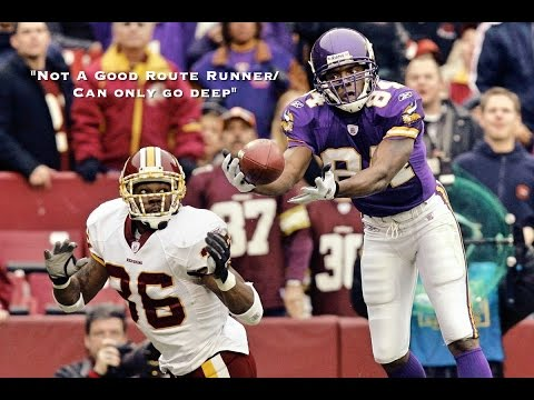 "The Randy Moss Myth-Busting Career Defining Video Pt 3 ""Not A Good Route Runner/Can Only Go Deep."""