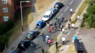 Download Video Football Hooligans: Brighton v Spurs MP3 3GP MP4