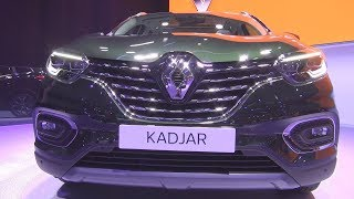 Renault Kadjar Intens TCe 160 EDC FAP (2019) Exterior and Interior