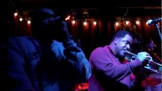 The Soul Rebels play Jay-Z  - Show Me What You Got