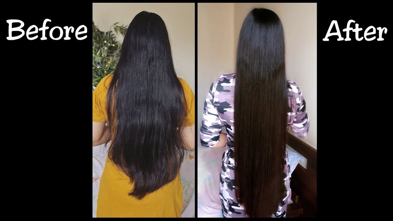 Check out my long hair growth results all thanks to the new No Haircut cream!