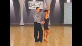 American Style Rhythm DVIDA Syllabus Advanced I (Silver) Rumba - Ballroom Dance DVD