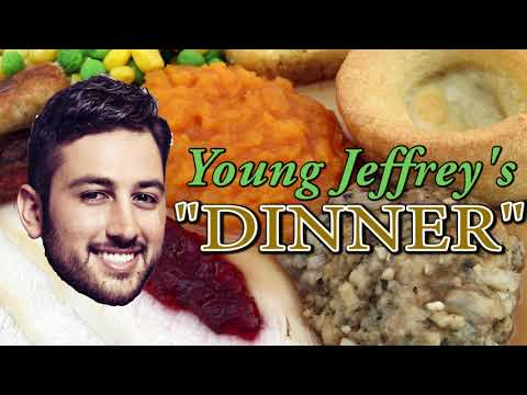 Young Jeffrey's Song of the Week - Dinner (Michael Jackson Parody)