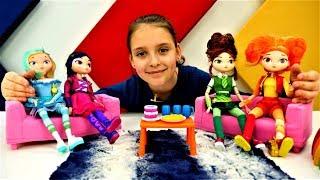 Сказочный патруль - День рождения Снежки - Видео для девочек
