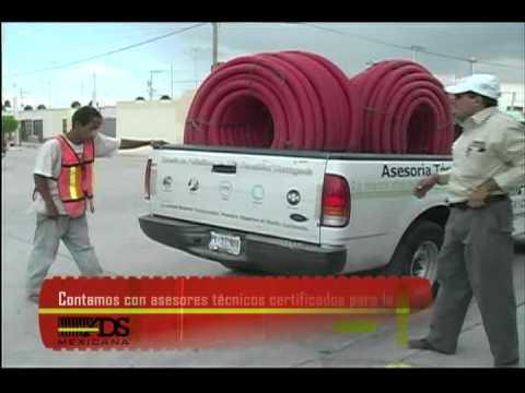 Instalacion Tubería Corrugada Telecom