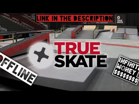 Download True Skate -The Ultimate Skateboarding Sim For Android | Link In The Description|