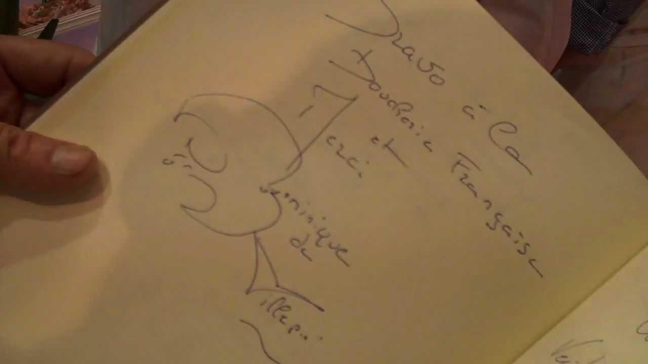 La Surprenante Signature De Nicolas Sarkozy Youtube
