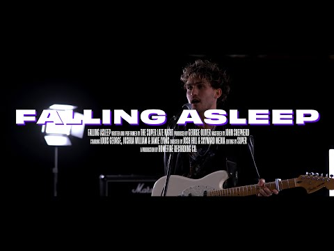 The Super Late Night - Falling Asleep (Official Video)