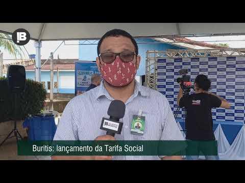 Aguas de Buritis lança Tarifa Social