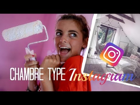 Je Repeins Ma Chambre Type Instagram 10  Youtube