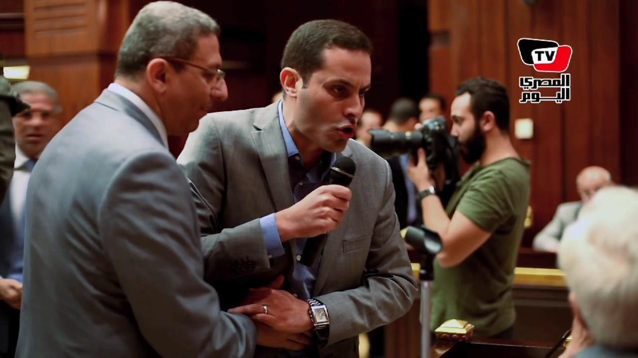 «طنطاوي» يهاجم رئيس «الجمعية الجغرافية» بسبب «تيران وصنافير»