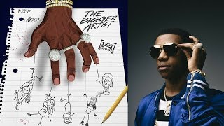 A Boogie Wit Da Hoodie ''The Bigger Artist'' Full Album