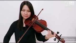 Billie Eilish - COPYCAT(Violin Cover)