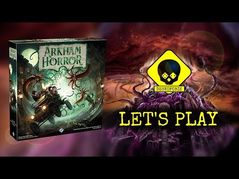 LET'S PLAY (Yedle): Arkham Horror (3rd Edition)
