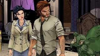 THE WOLF AMONG US 3: A CROOKED MILE (COMPLETE)